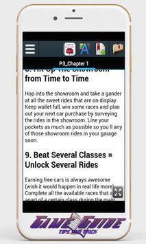 Guide For Racing Rivals apk screenshot