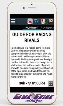 Guide For Racing Rivals poster