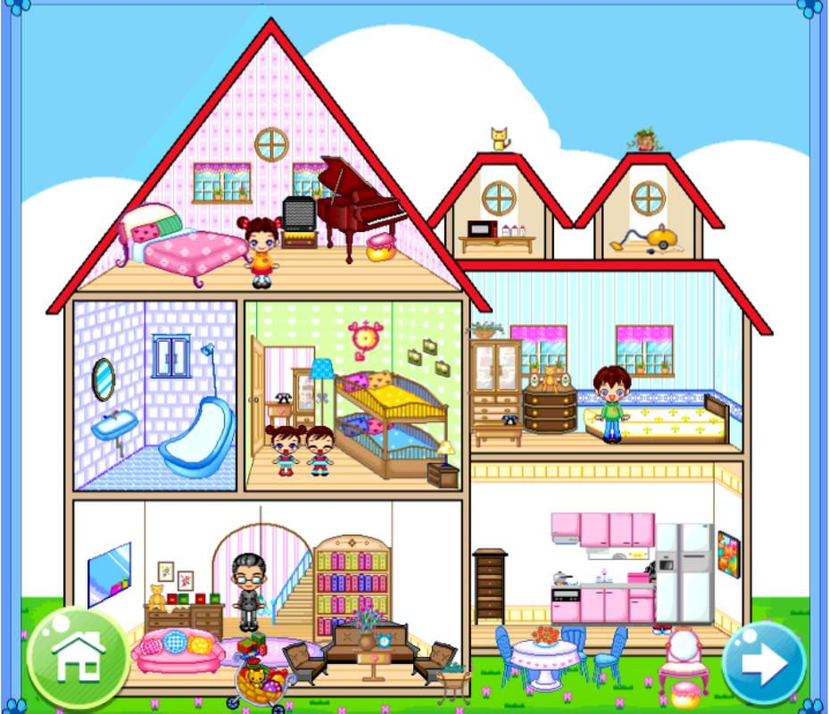 My dream house decoration apk download free casual game Free home decorating games