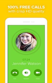 Calls Full Imo:Chat apk screenshot