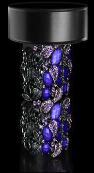 Flashlight Fashion Jewelry apk screenshot