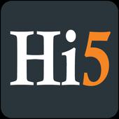 Guide Hi5 Meet Flirt Chat icon