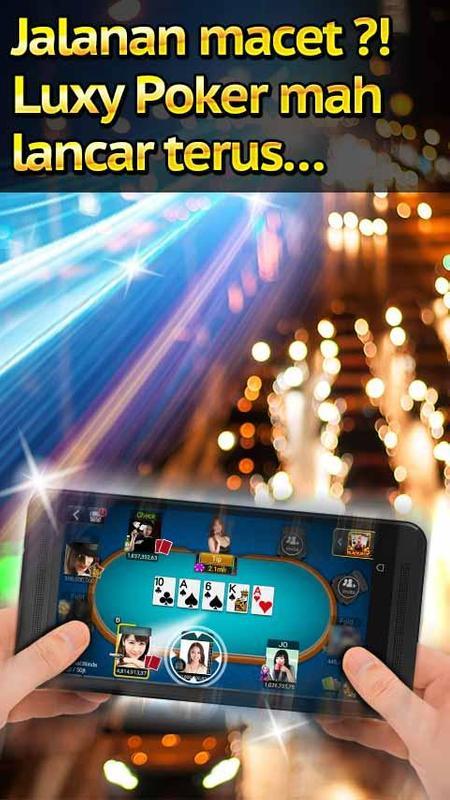 Luxy Poker-Online Texas Holdem APK Download - Free Casino