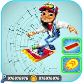 Tips&Tricks For subway surfers icon