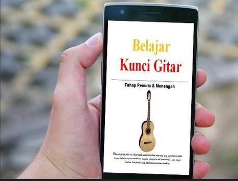 Belajar Kunci Gitar Lengkap poster