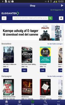 Elgiganten E-bøger apk screenshot