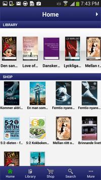 Elgiganten E-bøger poster
