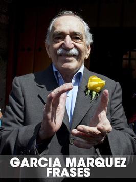 Garcia Marquez Quotes poster