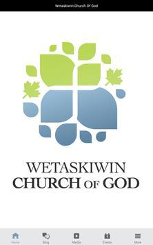 Wetaskiwin poster