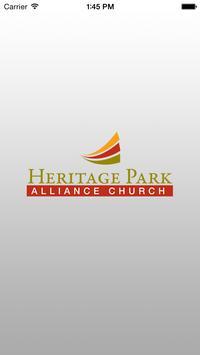 Heritage Park Alliance Church poster