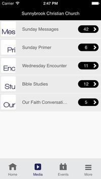 Sunnybrook Christian Church apk screenshot