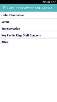 YPO Pacific Edge 2016 apk screenshot