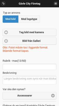 Gävle City Företag apk screenshot