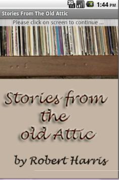 Stories From The Old Attic apk screenshot