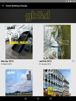 Green Building & Design apk screenshot