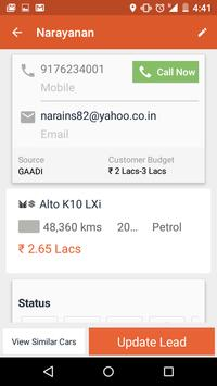 Gcloud - Gaadi and Cardekho apk screenshot