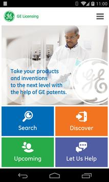 GE Patents poster