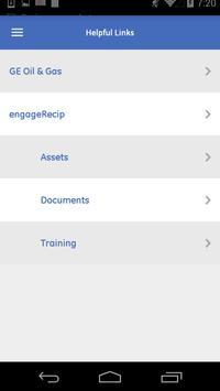 GE Oil & Gas engageRecip apk screenshot