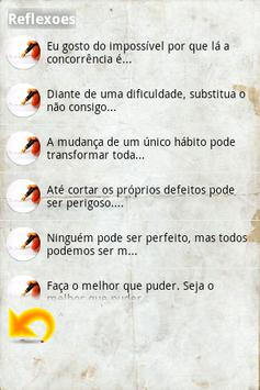 Quotes to Share in Portuguese apk screenshot