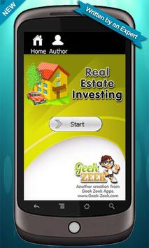 Real Estate Investing poster