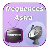Astra frequences 2016 Nouveau icon