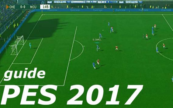 Guide: PES 2017 apk screenshot