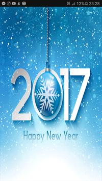 happy new year poster
