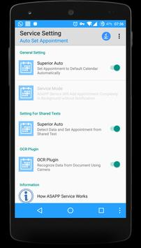 Appointment Auto Handler apk screenshot