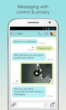 GeeVee App poster