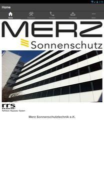 MERZ Sonnenschutz apk screenshot
