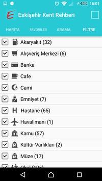 Eskişehir Mobil Kent Rehberi apk screenshot