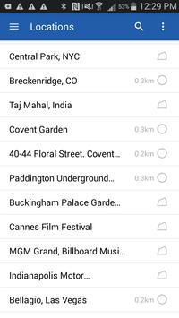 Geofeedia apk screenshot