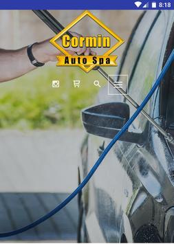 Cormin Auto Spa (CAS) poster