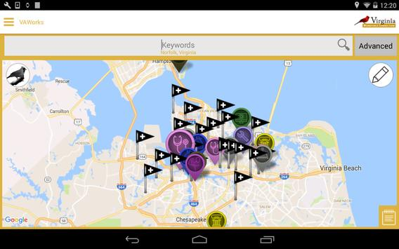 VAWorks apk screenshot