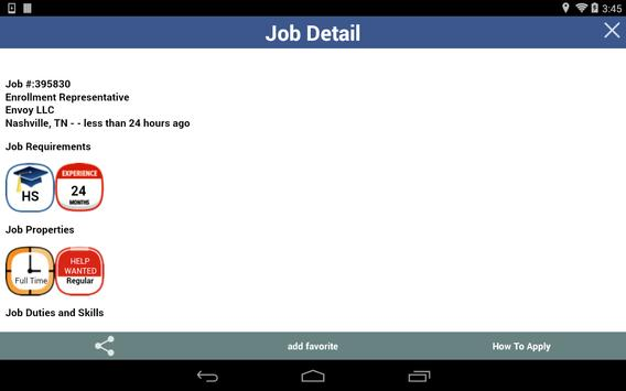JOBS4TN apk screenshot