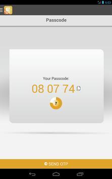 CloudEntr OTP apk screenshot