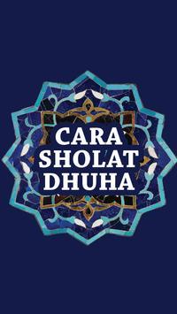 Cara Sholat Dhuha Lengkap poster