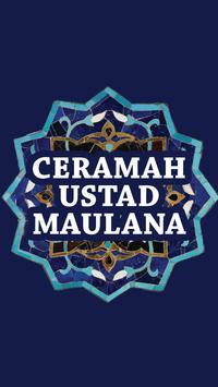 Ceramah Ustad Maulana poster