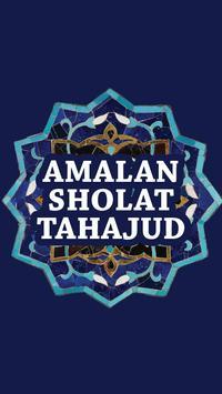 Amalan Sholat Tahajud Indo poster