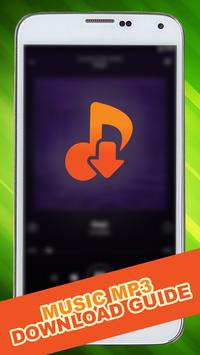 Downloader Mp3 Guide apk screenshot