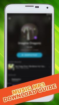 Free Mp3 Downloads Guide apk screenshot