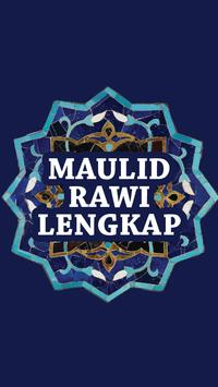 Kitab Maulid Rawi Lengkap poster