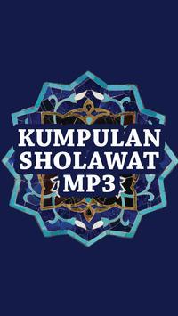 Kumpulan Sholawat Mp3 poster