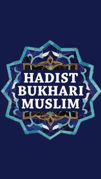Hadits Shahih Bukhari Muslim poster