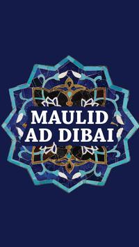 Maulid Ad Dibai poster