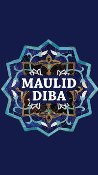 Maulid Diba poster