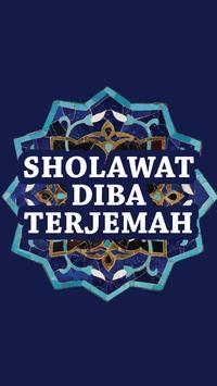 Sholawat Diba Terjemahan poster