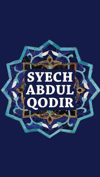 Syech Abdul Qodir Jaelani poster