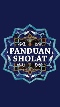 Panduan Sholat poster