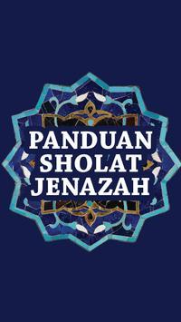 Panduan Sholat Jenazah Indo poster